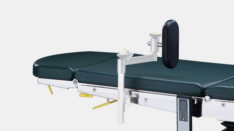 Koerperstuetze für Schulter- und Seitenlagerung